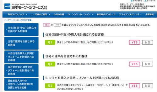 日本モーゲージサービス